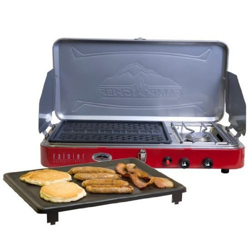 Camp Chef Rainier Campers Combo - Stove/Grill/Griddle by Camp Chef