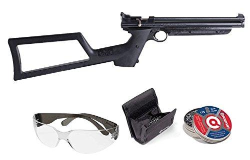 Crosman 1322 Air Pistol Premier Shooters Kit by Crosman