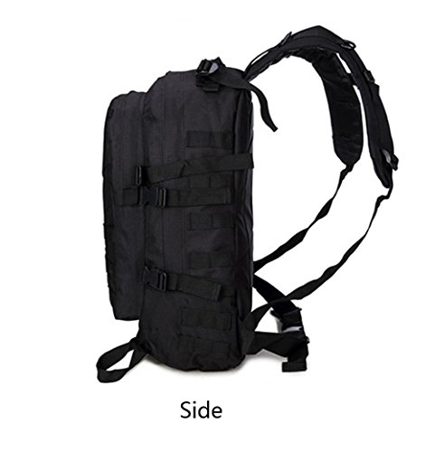 Tactical Chest Pack Black