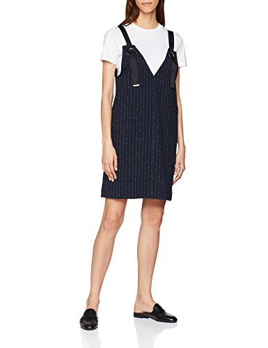 Stripe Libertine Femme Bleu Robe dark 4 Bright Navy wrYqprag