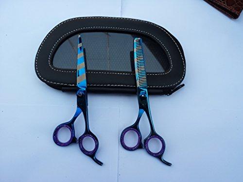 Barber Hairdressing Hair Cutting Scissor Shear Thinner Bl...