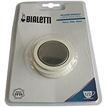 Bialetti - Venus 1/2 Cup 3 GASKETS AND FILTER PLATE