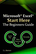Microsoft Excel Start Here The Beginners Guide