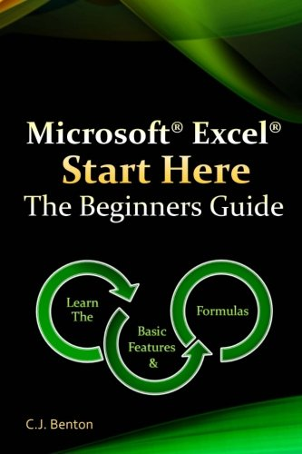 Read Online Microsoft Excel Start Here The Beginners Guide pdf epub