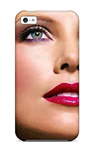 MMZ DIY PHONE CASEiphone 5c Case Slim [ultra Fit] Charlize Theron 98 Protective Case Cover