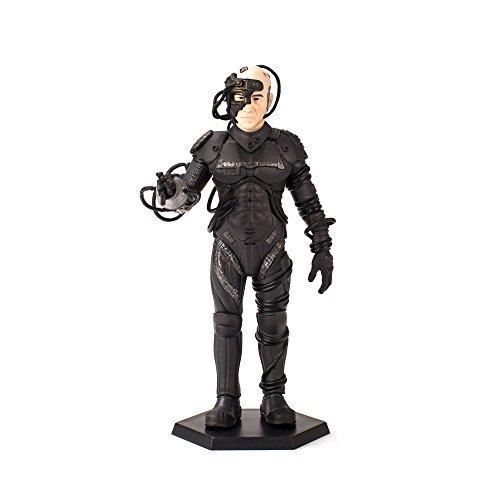 QMX Star Trek TNG Locutus of Borg Mini Master Latinum Edition Figure ()