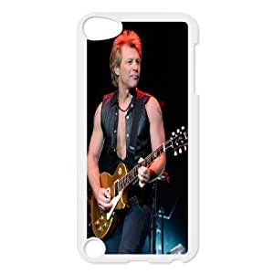 [AinsleyRomo Phone Case] FOR Ipod Touch 5 -Bon Jovi Rock Music Band-Style 6