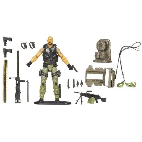 G.I. Joe Retaliation Ultimate Roadblock Figure ()