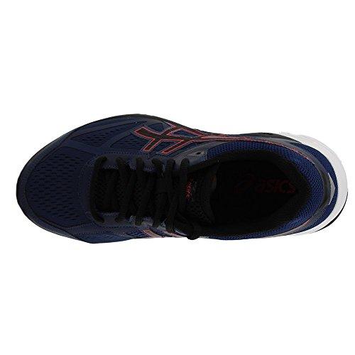 Foundation® Schuhe Insignia Gel Blau Kirsche Schwarz Asics Herren 12 Hq6wxFEPE