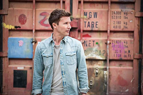 Gabriela 21inch x 14inch James Blunt Waterproof Poster (Bathroom, Outdoors Wherever You Like)