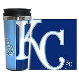 Boelter Kansas City Royals Travel Mug 14oz Full Wrap Style Hype Design