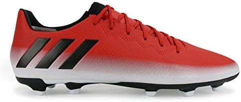adidas Mens BA9021 Messi 16.3 Fg Red Size: 7.5 Narrow