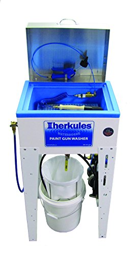 Herkules G511 Waterborne Paint Gun Washer (Gun Washer Uni Ram)