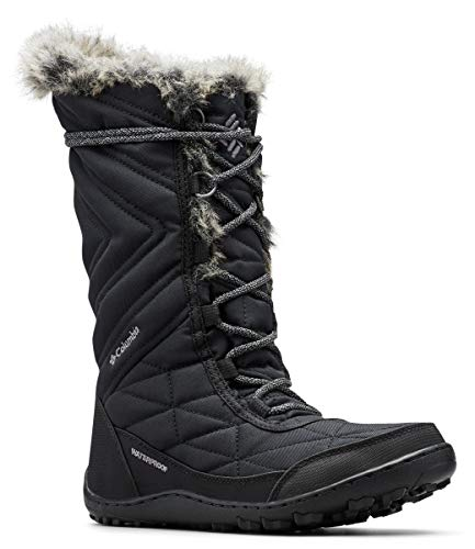Columbia Women's Minx III Mid Calf Boot, black, ti grey steel, 7 Regular US (Columbia Sportswear Boots)