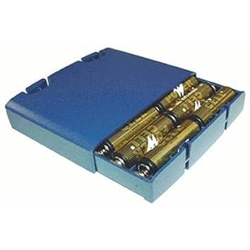 MINELAB azul alcalinas batería para soberano GT Eureka oro y Más: Amazon.es: Jardín