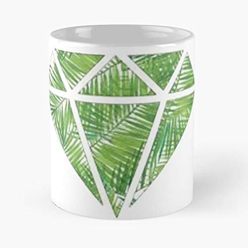 Nature{{%20}}diamond {{%20}}diamond {{%20}}tumblr {{%20}}transparent - Handmade Funny 11oz Mug Best Holidays Gifts For Men Women Friends.