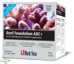 Red Sea Fish Pharm ARE22007 Reef Foundation Salt Water Conditioners for Aquarium, 1kg by TopDawg Pet Supply