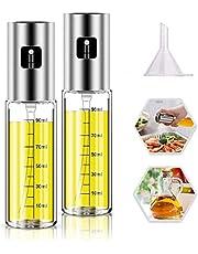 Oil Sprayer for Cooking, Olive Oil Sprayer Mister, Olive Oil Spray Bottle, Olive Oil Spray for Salad, BBQ, Kitchen Baking, Roasting