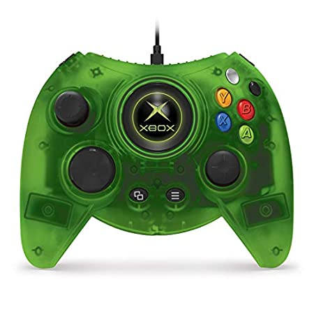 Hyperkin Duke Wired Controller for Xbox One/Windows 10 PC (Green Limited Edition)
