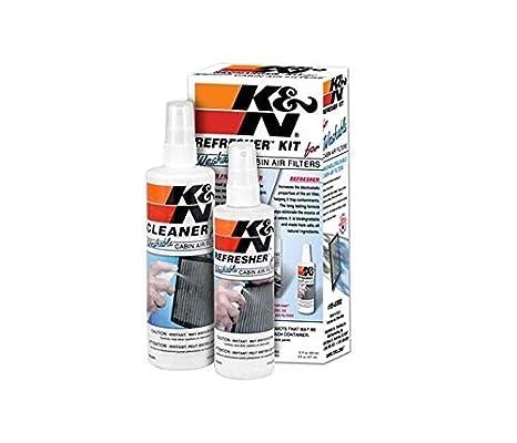 K N 99 6000 Cabin Filter Refresher Kit