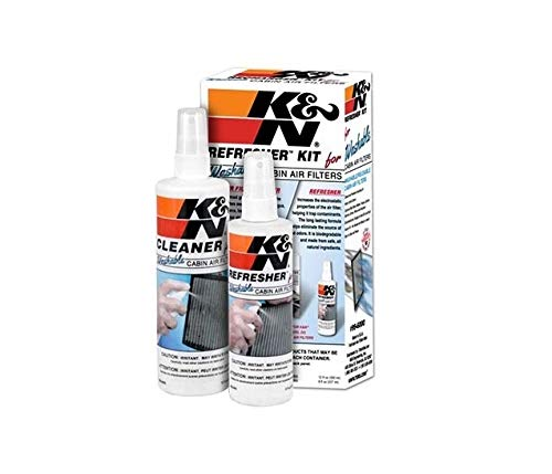 K&N 99-6000 Cabin Filter Refresher Kit