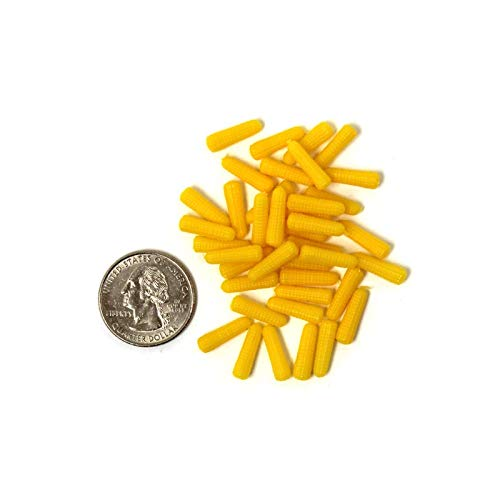 1/16th Ear Corn in Bag-Approximately 325-375 Pieces, 9/16 long--2oz 916CORN2z