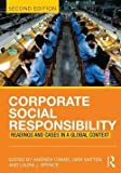 img - for Corporate Social Responsibility : Readings and Cases in a Global Context (Paperback - Revised Ed.)--by Andrew Crane [2013 Edition] book / textbook / text book