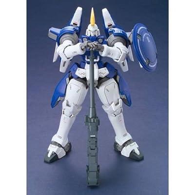 MG Master Grade 1/100 OZ-00MS2 Tallgeese II Limited Model Kit by Gundam: Toys & Games