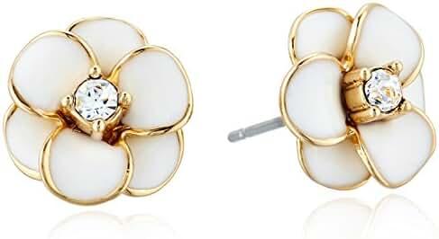 kate spade new york Flower Stud Earrings