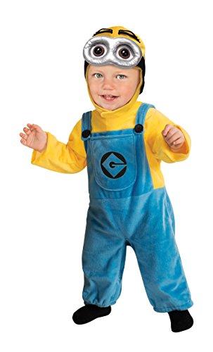 Minion Costumes For Toddler Girl (R886672 (2-4) Toddler Minion Boy READ DESCRIPTION CAREFULLY)