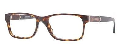 fa1d70fe3087 Amazon.com  Burberry Men s BE2150 Eyeglasses Dark Havana 55mm  Shoes