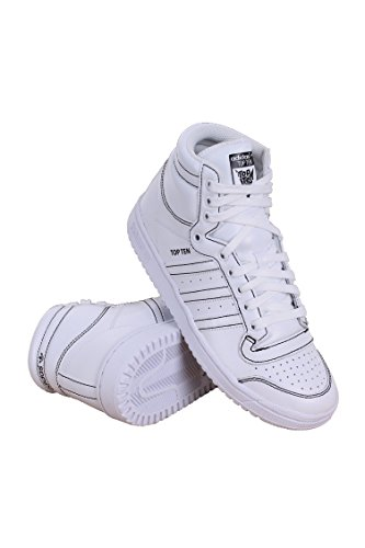 (Adidas Big Kids Top Ten High Sneaker)