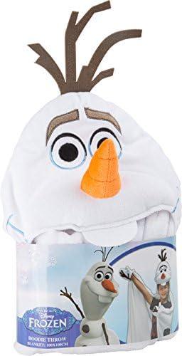Índice errónea, mal Alemán. Manta Suave manta polar Frozen Olaf ...