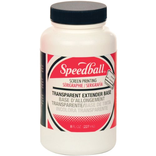 Speedball Products Transparent Extender 8 Ounce product image