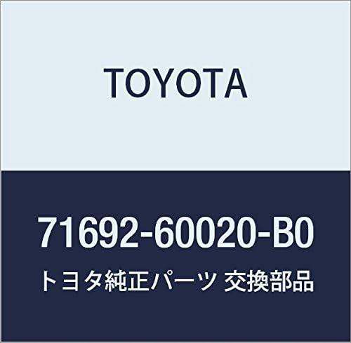 TOYOTA Genuine 71692-60020-B0 Seat Cushion Hinge Cover