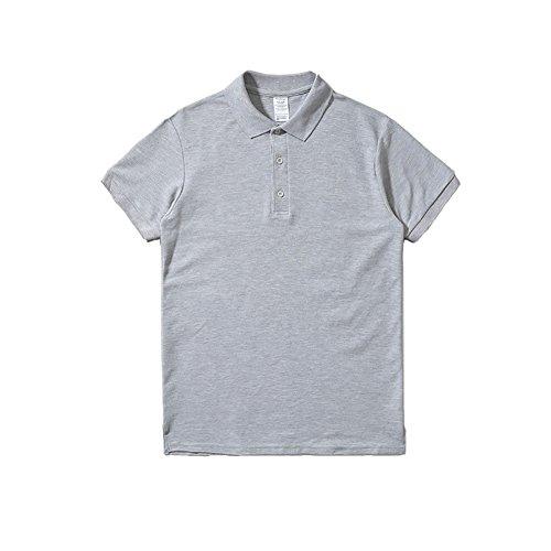 和解する怖がって死ぬ普通にWilliam夏 服メンズ 半袖 ポロシャツ 修身 半袖 Tシャツ 開襟シャツカッコイイスポーツウェア ゴルフウェア 作業着 無地 通気性 薄手 吸汗 夏 polo ファッション カッコイイ
