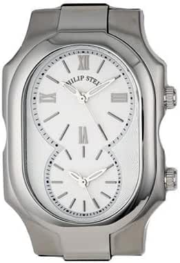 Philip Stein Large Case Unisex Quartz Watch - 2-NCW