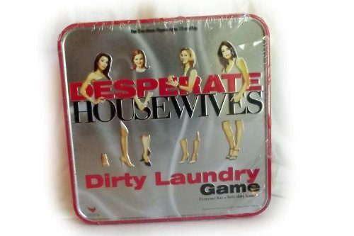 Desperate Housewives Dirty Laundry Game by Cardinal