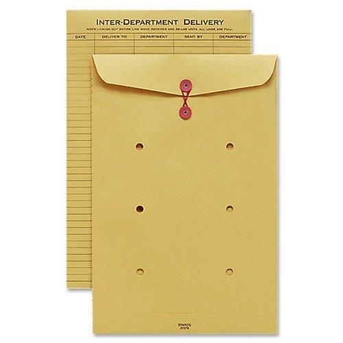 Sparco String/Button Inter-Department Envelopes