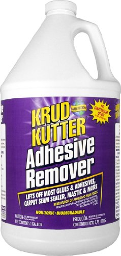 Krud Kutter AR01 Clear Adhesive Remover with Mild Odor, 1 Gallon