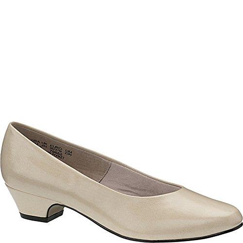 Bone Smooth Footwear - Soft Style Women's Angel II Pump,Bone Smooth,5.5 M US