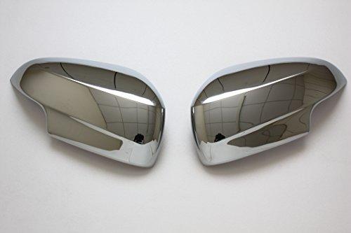 B2 08- 09 Jaguar X Type XF XFR XJ6 XJ8 X358 Chrome Door Mirror Covers by B2