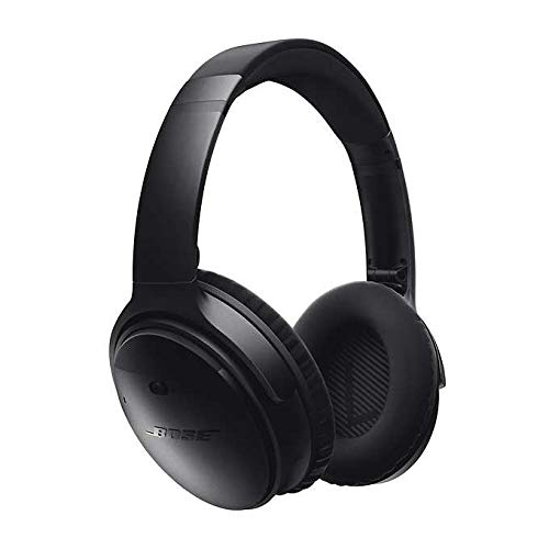 Bose Noise Cancelling Wireless Headphones Black