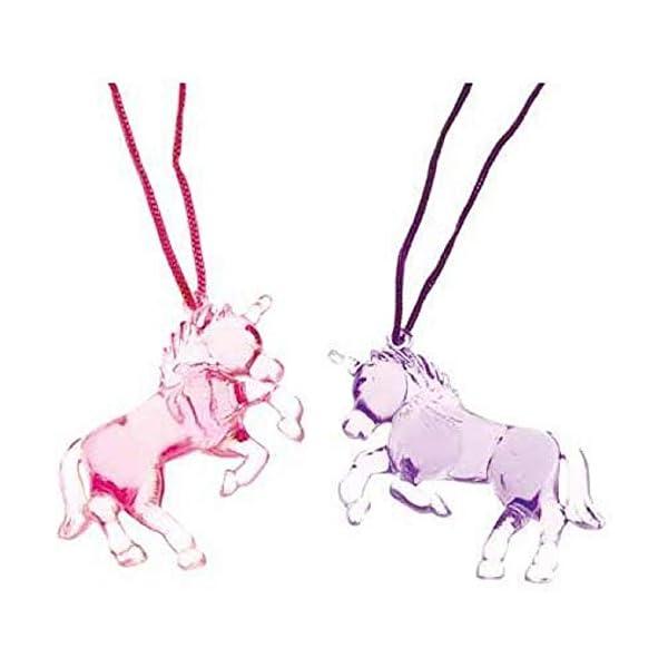 Collar de unicornio, 12 unidades