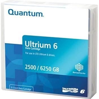 Sony LTX2500G LTO Ultrium 6 Data Cartridge 2.50 TB LTX2500G // 6.25 TB Native Compressed 2775.59 ft
