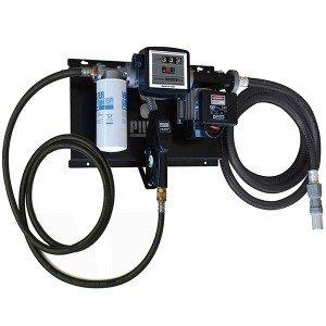 f5d780a3fc256 Distributeur de gasoil et fuel avec pompe électrique débit 50 l min ...