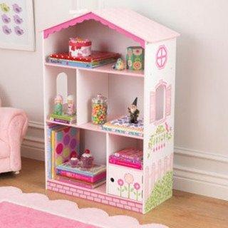 Dollhouse Bookcase 38