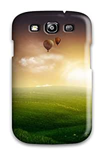 Galaxy Cover Case - VeZutdC7059Dfgqk (compatible With Galaxy S3)