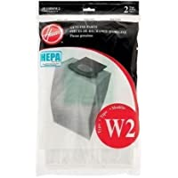 Hoover Type W2 HEPA Bag (6-Pack), 401080W2