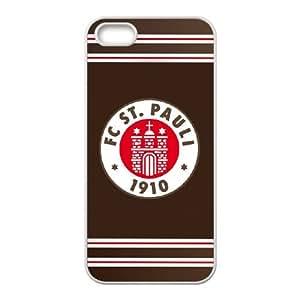 iPhone 5,5S Phone Case Sankt Pauli DP20296